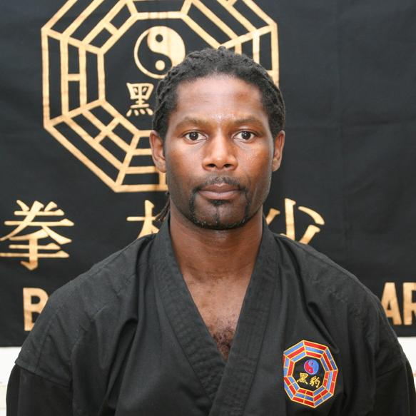 Chief Instructor & Chief Examiner Kingsley Morgan